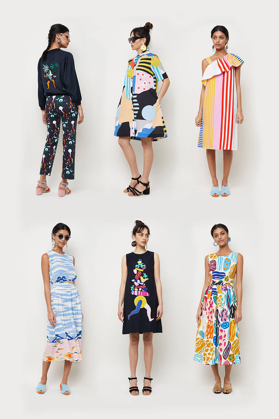 Pattern designs for Gorman Clothing, Collaboration ...
