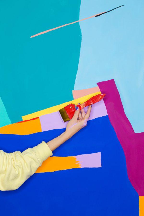 Mural for Maricastaña Store